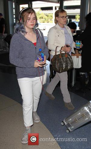 Harlow Olivia Calliope Jane and Patricia Arquette