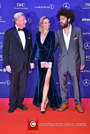 Boris Becker, Lilly Becker , Noah Becker - Laureus World Sports Awards at Palais am Funkturm - Berlin, Germany -...