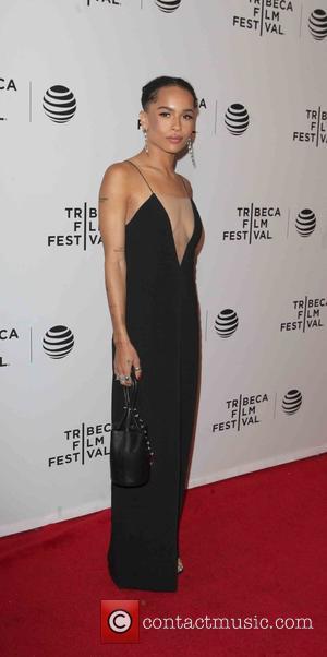 Zoe Kravitz - 2016 Tribeca Film Festival - Vincent-N-Roxxy - Premiere at Tribeca Film Festival - NYC, New York, United...