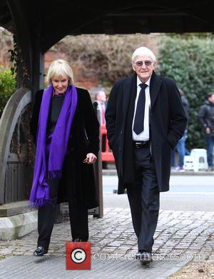 Michael Parkinson and Mary Parkinson
