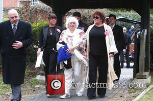 Ronnie Corbett, Anne Hart and Anne Corbett