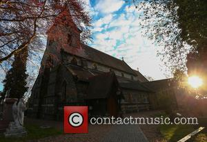 Ronnie Corbett and The Parish Church Of St. John The Evangelist
