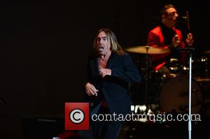 Iggy Pop and Matt Helders
