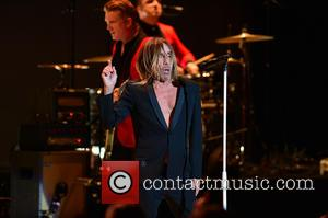 Iggy Pop and Josh Homme