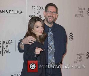 Tina Fey and Damian Holbrook
