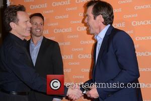 Bryan Cranston and Dennis Quaid