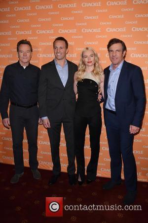 Bryan Cranston, Eric Berger, Kate Bosworth and Dennis Quaid