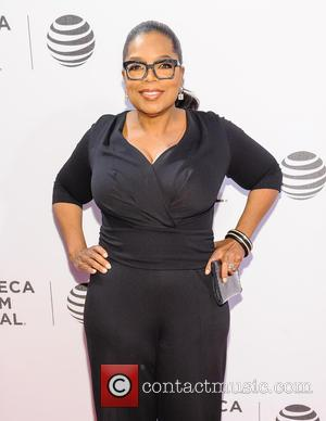 Oprah Winfrey Celebrates 40-Pound Weight Loss