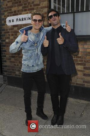 Spencer Matthews and Oliver Proudlock