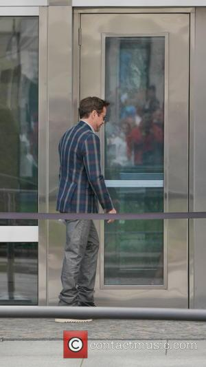 Robert Downey Jr and Robert Downey Junior