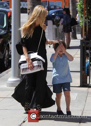 Rachel Zoe and Skyler Berman