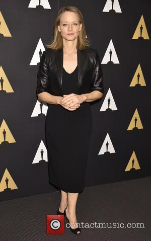 Jodie Foster - 'Silence of the Lambs' 25th anniversary event at the Metropolitan Museum of Art - Arrivals at Metropolitan...