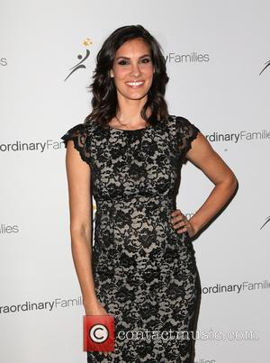 Daniela Ruah - Extraordinary Families 1st Annual Gala - Arrivals at The Beverly Hilton - Beverly Hills, California, United States...
