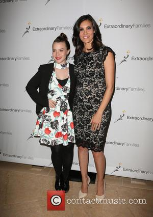 Renée Felice Smith , Daniela Ruah - Extraordinary Families 1st Annual Gala - Arrivals at The Beverly Hilton - Beverly...