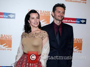 Debi Mazar and Chef Gabriele Corcos