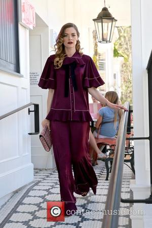 Jamie King - Celebrities attend the Game Saver Lunch for Glamour magazine at AU Fudge restaurant - Los Angeles, California,...