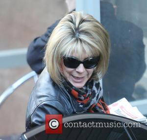 Ruth Langsford - Ruth Langsford outside ITV Studios - London, United Kingdom - Wednesday 20th April 2016