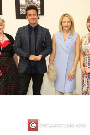 Spencer Matthews and Lydia Bright