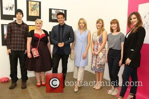 Spencer Matthews, Lydia Bright and Prince's Trust Artists