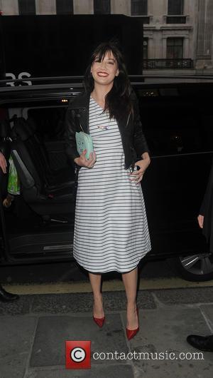 Daisy Lowe - Celebrities attend Kate Spade New York Regent Street - launch. London. UK - London, United Kingdom -...
