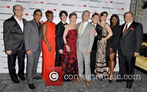 Shelly Berg, Jon Secada, Estelle, Darren Criss, Adrienne Arsht, Andy Cohen, Michael Feinstein, Stephanie J. Block, Nova Y. Payton and Arturo Sandoval