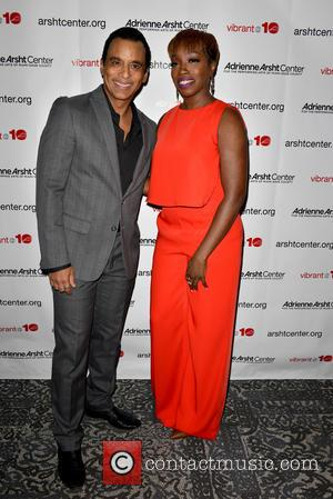 Jon Secada and Estelle