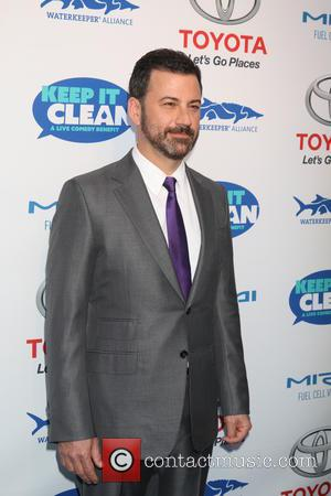 Jimmy Kimmel To Host The Oscars