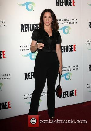 Kristin Davis - The Annenberg Space For Photography Presents 'Refugee' - Arrivals at Annenberg Space For Photography - Century City,...