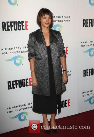 Rashida Jones - The Annenberg Space For Photography Presents 'Refugee' - Arrivals at Annenberg Space For Photography - Century City,...