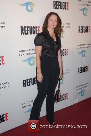 Kristin Davis - Opening of 'Refugee' exhibit at the Annenberg Space for Photography - Arrivals - Los Angeles, California, United...