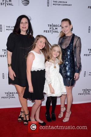 Susan Mcmartin, Natalie Coughlin, Mckenna Grace and Britt Robertson