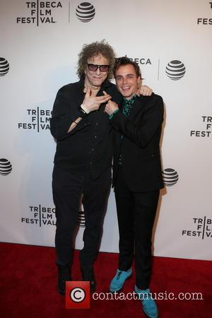 Mick Rock and Barney Clay