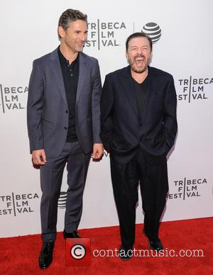 Eric Bana and Ricky Gervais