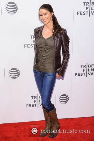 Shannon Elizabeth - 2016 Tribeca Film Festival - 'Special Correspondents' - Premiere - Arrivals at Tribeca Film Festival - New...