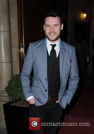 Danny Miller - DEBRA Manchester Butterfly Ball at The Palace Hotel - Arrivals - Manchester, United Kingdom - Saturday 23rd...