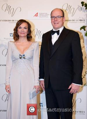 Prince Albert Ii Of Monaco and Carol Portabella