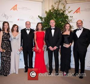 María Garcia De La Rasilla, Carol Portabella, Prince Albert Ii Of Monaco, Jean-luc Van Klaveren, Myriam De Ungría and Manuel Ruiz De La Prada