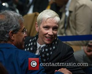 Annie Lennox and Singer-songwriter