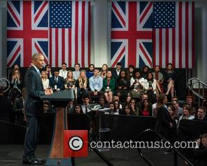 Barack Obama and President Of The United States Of America