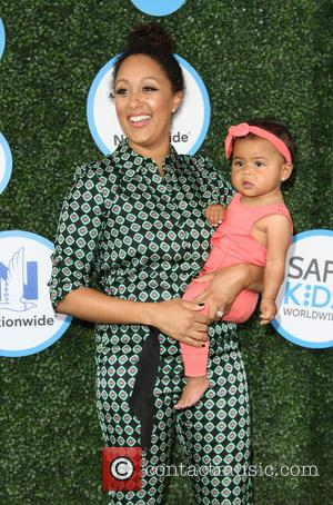 Tamera Mowry and Daughter Ariah Talea Housley