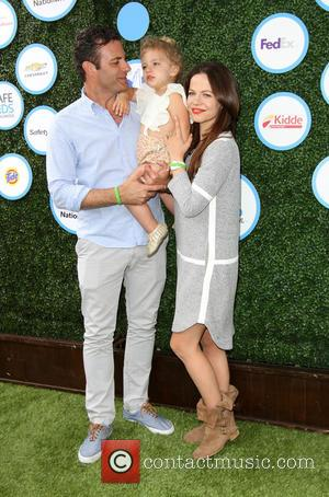 Tammin Sursok, Husband Sean Mcewen and Daughter Phoenix Emmanuel Sursok-mcewan