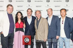 Stephen Fry, Devika Bhise, Matt Brown, Robert Kanigel, Doron Weber and Ken Ono