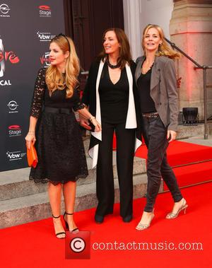Susan Sideropoulos, Ulrike Frank and Jessica Ginkel