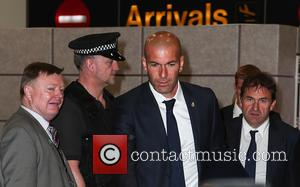 Real Madrid and Zinedine Zidane
