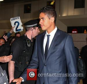 Real Madrid and Raphael Varane