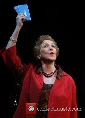 Patricia Hodge as AUNT AUGUSTA - Patricia Hodge stars in a new musical of the Graham Greene novel 'Travels With...