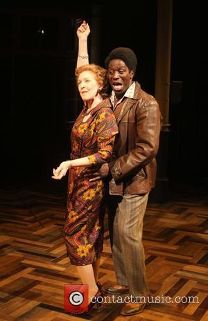 Patricia Hodge and Hugh Maynard As Wordsworth