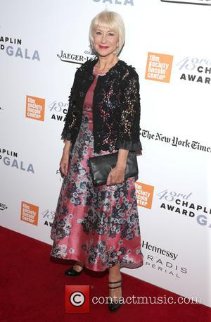 Helen Mirren Wins Twerk Off At Charity Gala