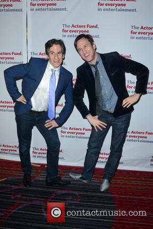 Seth Rudetsky and Jeff Puck
