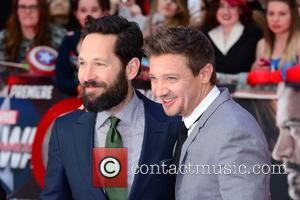 Jeremy Renner and Paul Rudd